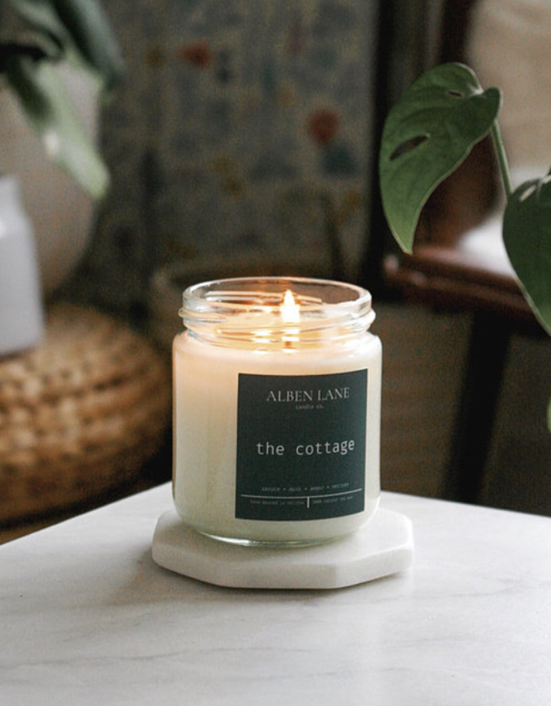 ALCC Soy Candle Jar