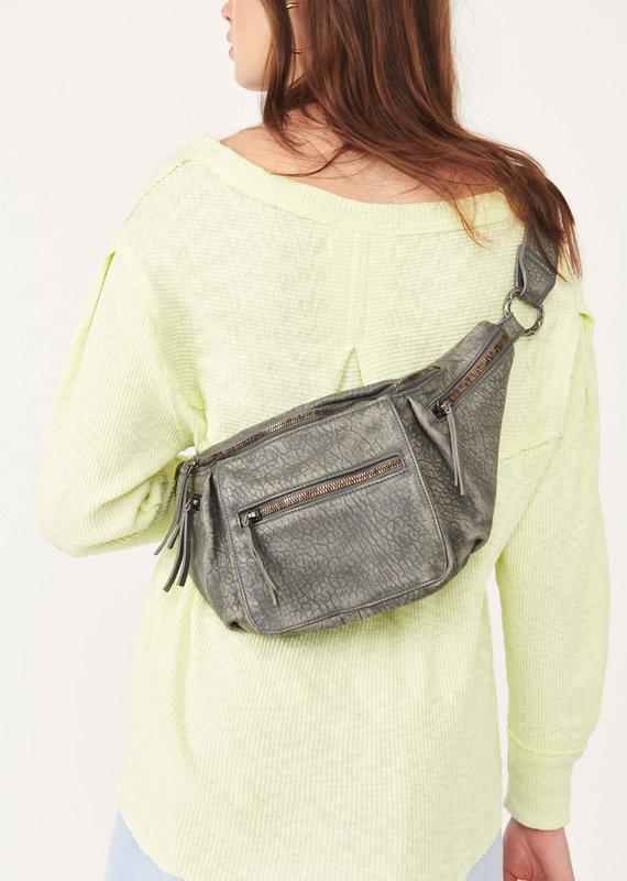 FP Austin Leather Sling Bag