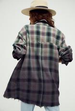 FP Anneli Plaid Jacket