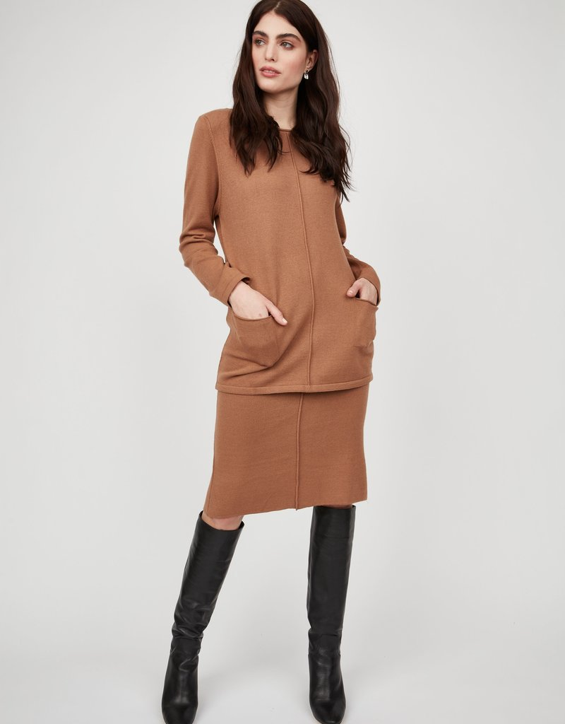 Pistache Knit Skirt
