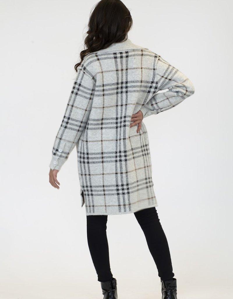 L + L Stanley Plaid Jacket