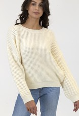 L+ L Seymour Textured Sweater