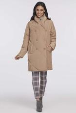 TRI L/S Collar Puffer Coat