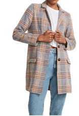 BBD Check you out Coat