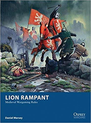 Osprey Lion Rampant: Medieval Wargaming Rules