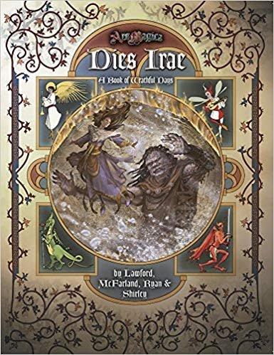 Atlas games Ars Magica RPG: Dies Irae