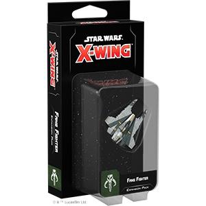 Fantasy Flight Star Wars X-Wing 2nd ed: Fang Fighter