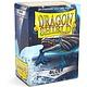 Arcane Tinmen Dragon Shields: (100) Matte, Blue