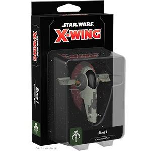 Fantasy Flight Star Wars X-Wing: Slave I