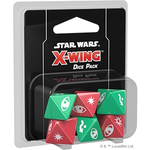 Fantasy Flight Star Wars X-Wing: Dice pack