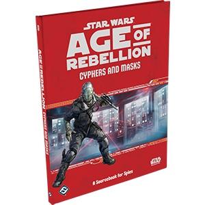 Fantasy Flight Star Wars RPG: Age of Rebellion- Cyphers & Masks