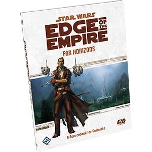 Fantasy Flight Star Wars RPG: Edge of the Empire- Far Horizons Sourcebook