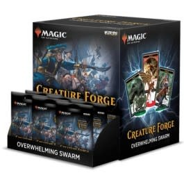 Magic the Gathering MTG Creature Force: Overwhelming swarm