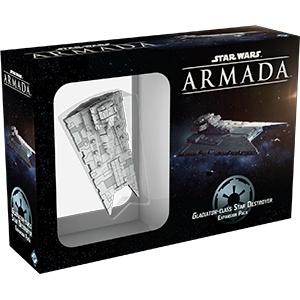 Fantasy Flight Star Wars Armada: Gladiator Class Star Destroyer