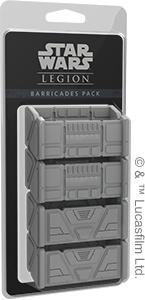 Fantasy Flight Star Wars Legion: Baracades Pack