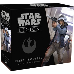 Fantasy Flight Star Wars Legion: Fleet Troopers