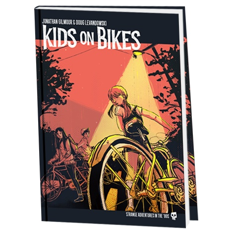 Renegade Kids on Bikes RPG