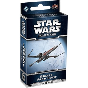 Fantasy Flight Star Wars LCG: Escape from Hoth Force Pack