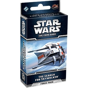 Fantasy Flight Star Wars LCG: The Search for Skywalker Force Pack