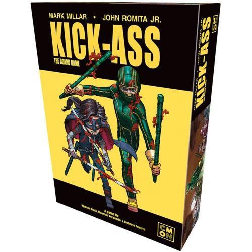 CMON Kick-Ass