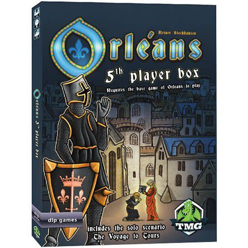 TMG Orleans: 5th player box