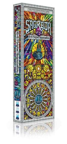 Flootgate games Sagrada 5-6 player exp
