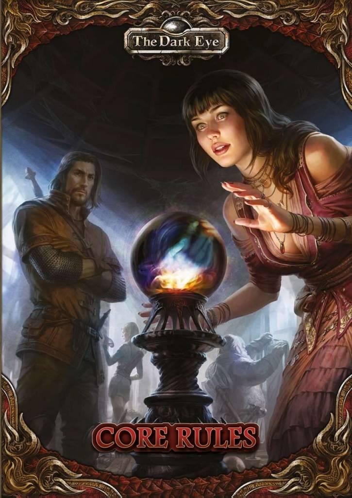 Ulisses The Dark Eye RPG core book