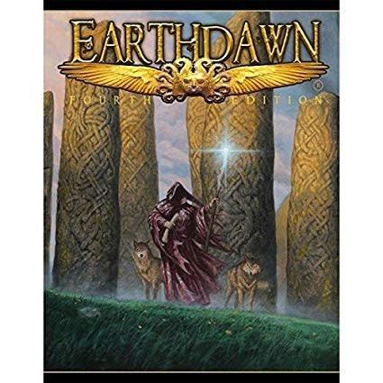 FASA games Earthdawn RPG: Gamemaster's Screen