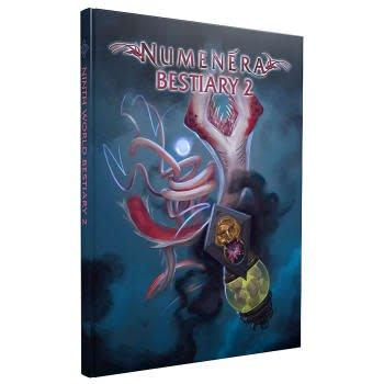 Monte cook Numenera RPG: Ninth World Bestiary 2