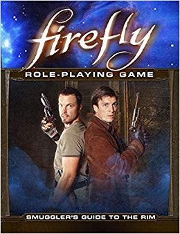 Cortex Firefly RPG: Smuggler's guide to the Rim