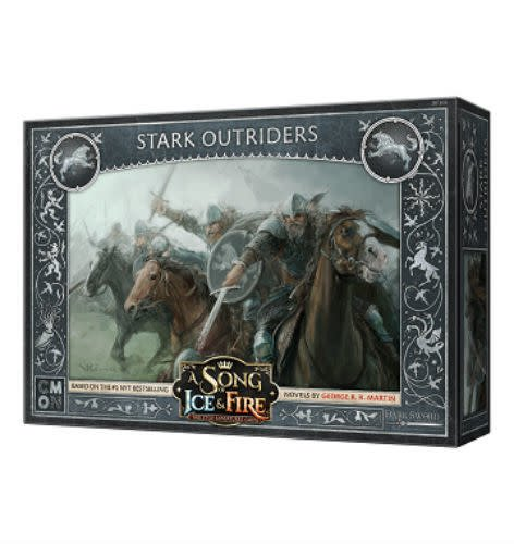 CMON A Song of Ice & Fire: Stark Outriders