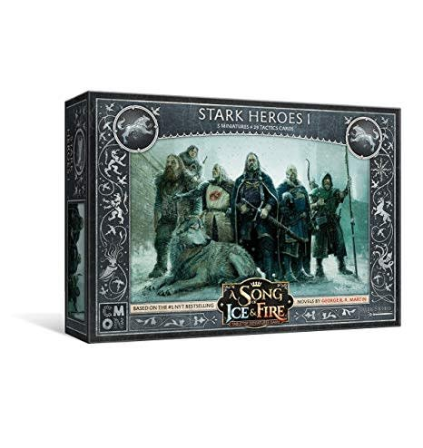 CMON A Song of Ice & Fire: Stark Heroes I