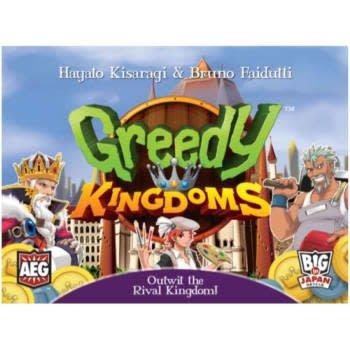 AEG Greedy Kingdoms