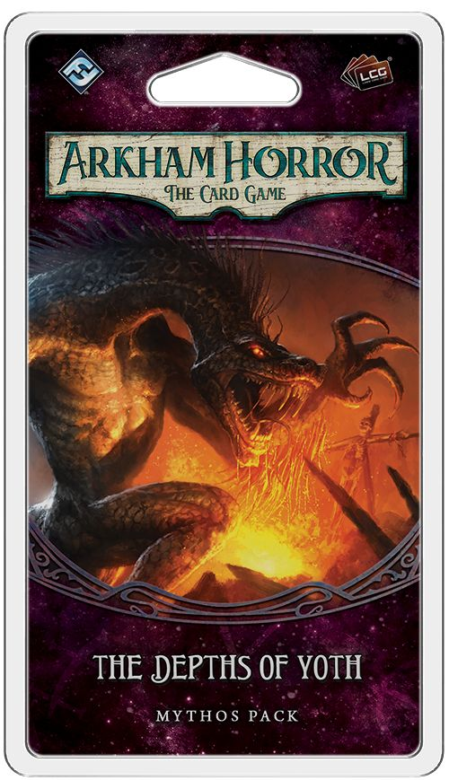 Fantasy Flight Arkham Horror LCG: The Depths of Yoth