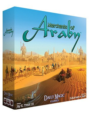 Daily Magic Merchants of Araby