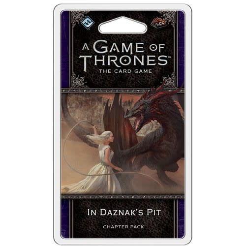 Fantasy Flight A Game of Thrones LCG: In Daznak's Pit