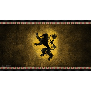 Fantasy Flight A Game of Thrones LCG Playmat: Lannister