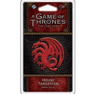 Fantasy Flight A Game of Thrones LCG : House Targaryen intro deck