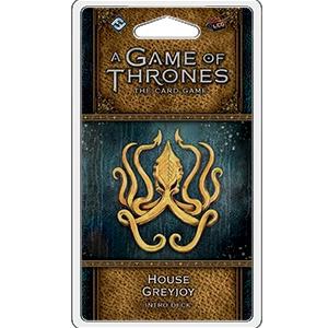 Fantasy Flight A Game of Thrones LCG : House Greyjoy intro deck