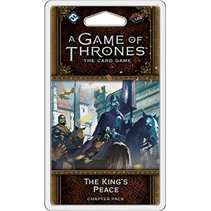 Fantasy Flight A Game of Thrones LCG: Kings Peace