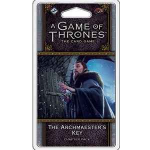 Fantasy Flight A Game of Thrones LCG: The Archmaester's Key