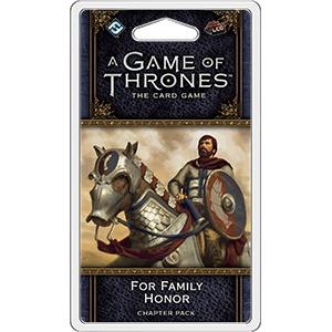 Fantasy Flight A Game of Thrones LCG: For Family Honor