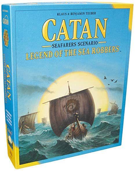 Catan Studio Catan: Legend of the Sea Robbers