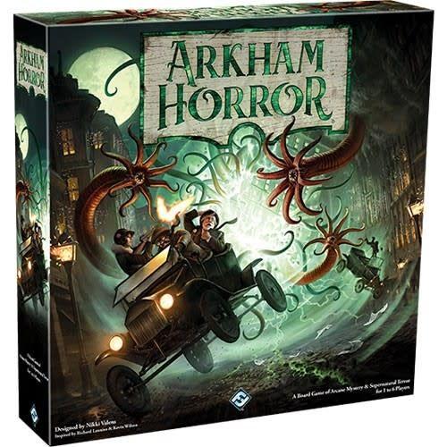 Fantasy Flight Arkham Horror: 3rd edition Core Set