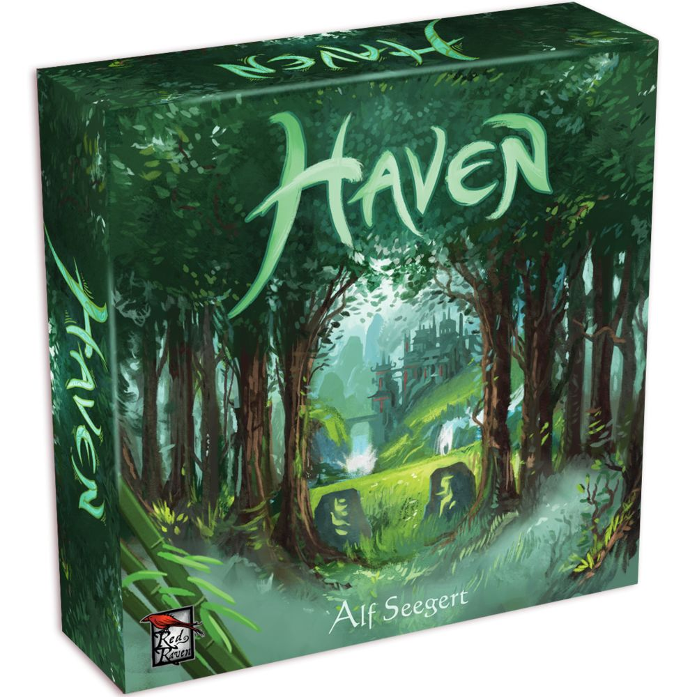 Red Raven Haven
