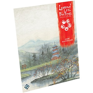 Fantasy Flight Legend of the Five Rings RPG: Game Master's kit