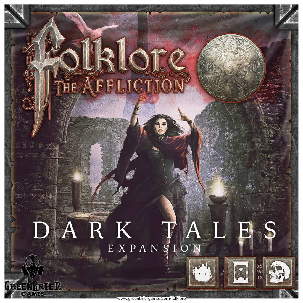 Twinfire Productions Folklore the Affliction: Dark Tales
