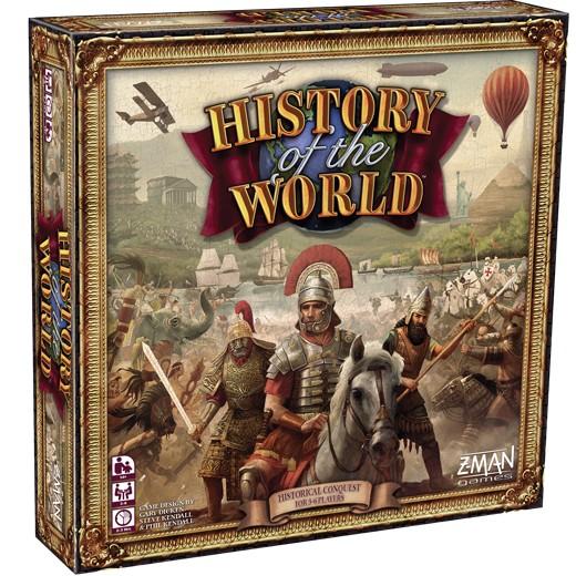 Zman History of the World