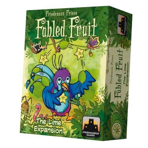 Stronghold Games Fabled Fruit: The Lime exp