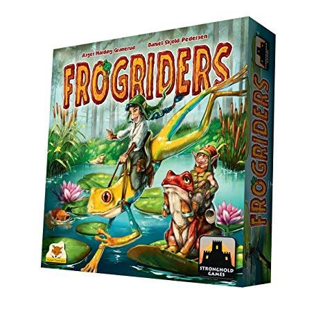 Stronghold Games Frogriders
